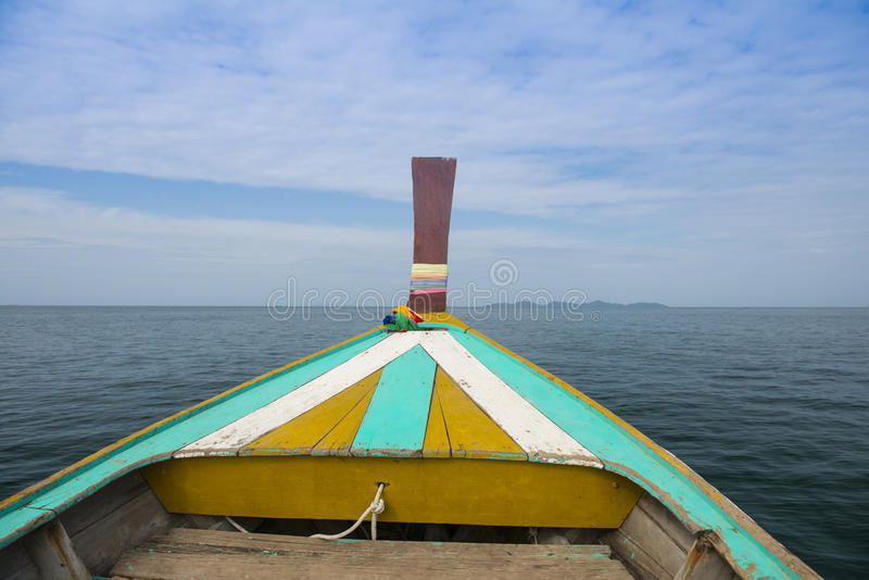 Download Island Heading Boat Stock Photos - Image: 29115733