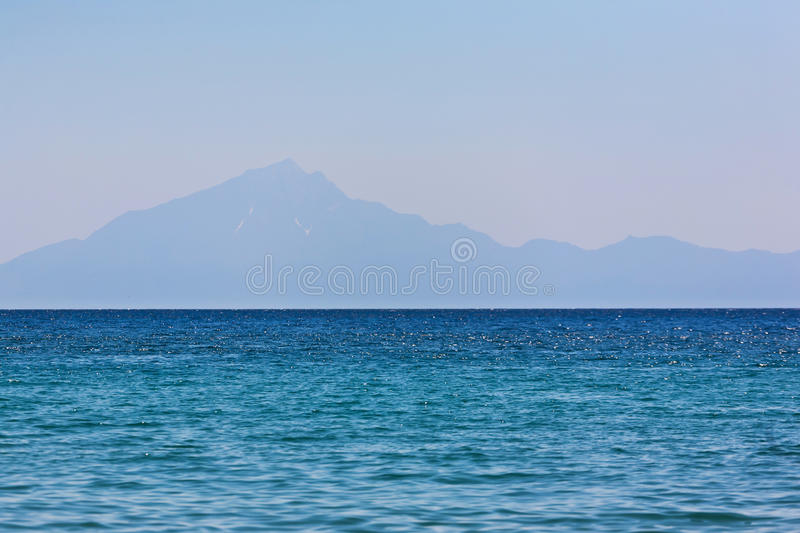 Download Island in distance stock photo. Image of ocean, blue - 31955142