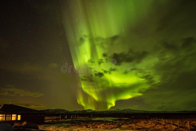 Island natur royaltyfri foto