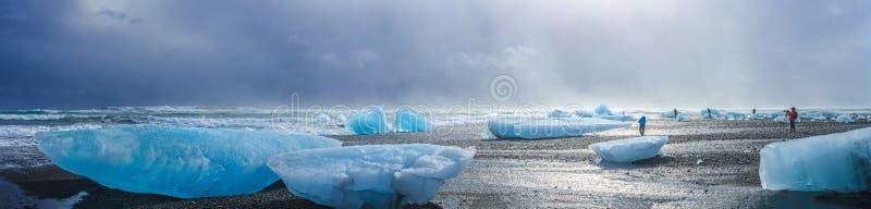Island natur arkivfoto