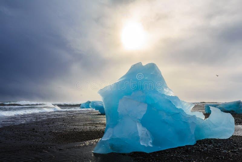 Island natur royaltyfri fotografi