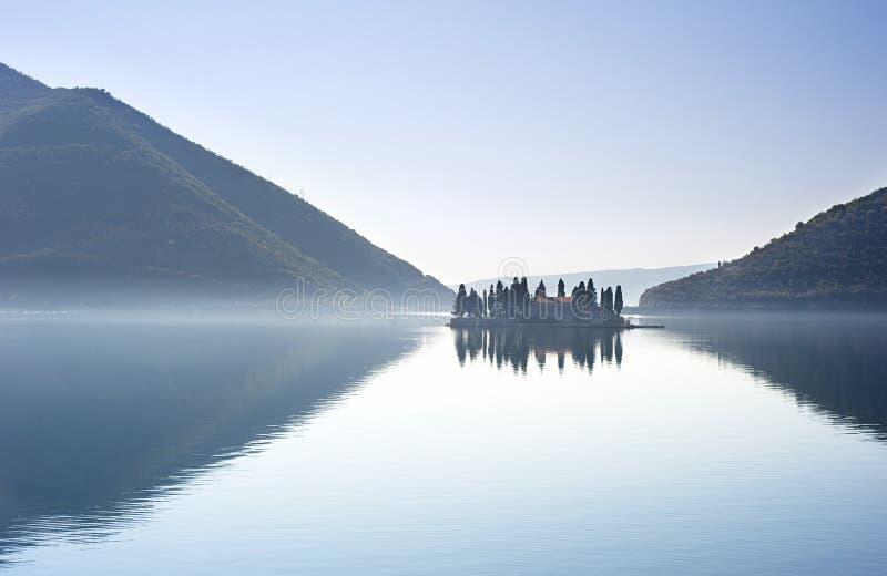 Download Island of Saint George stock photo. Image of mediteranean - 22432902