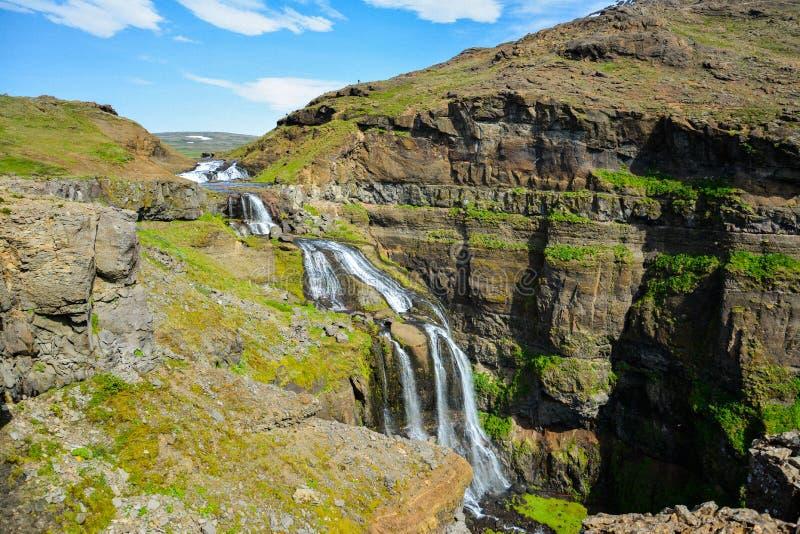 Island-Schönheit lizenzfreie stockfotos