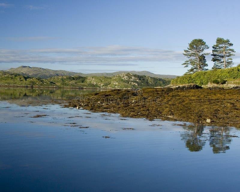 Island Sea Stock Image