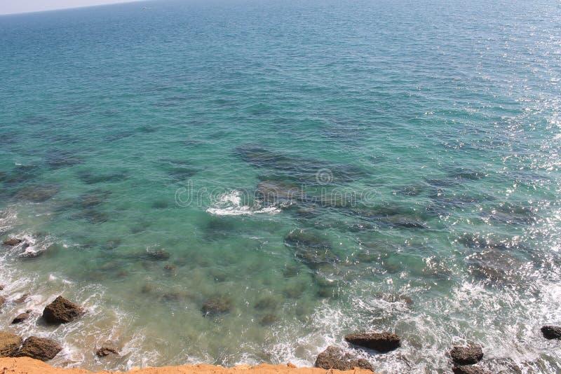 Island Tavira Portugal royalty free stock photography