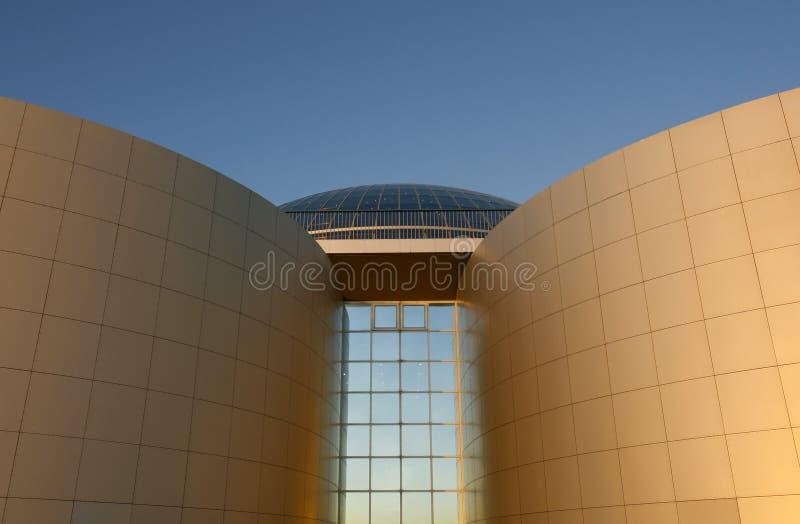 Islandia perlan budynku. zdjęcia stock