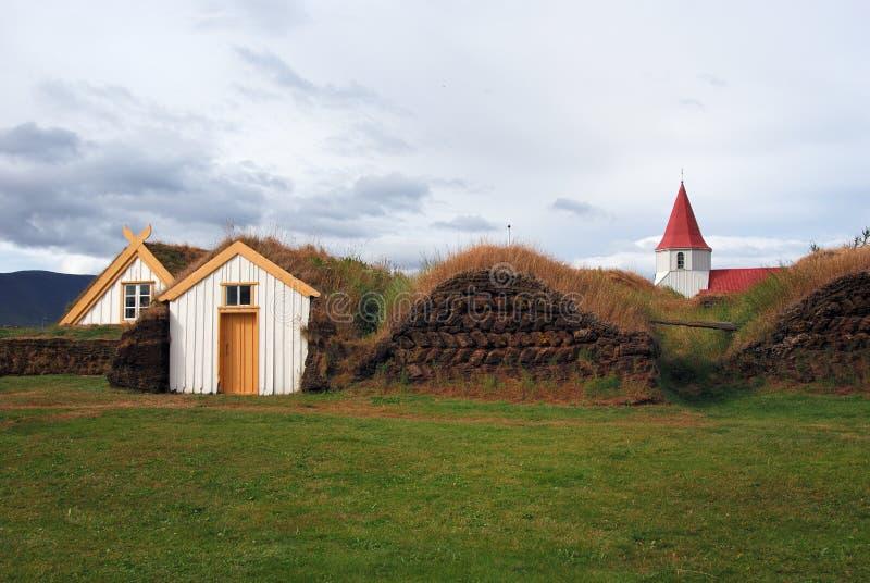 Islandia vieja fotografía de archivo libre de regalías