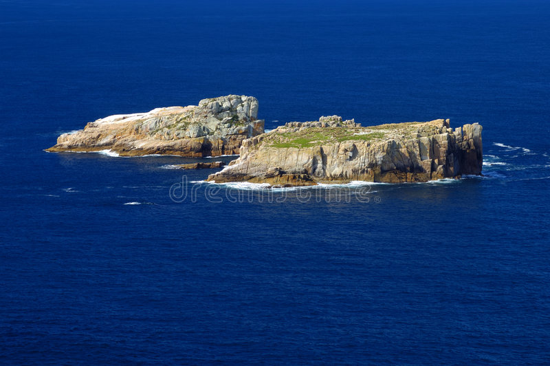 Download Islands in a deep blue sea stock photo. Image of tasmania - 5724642