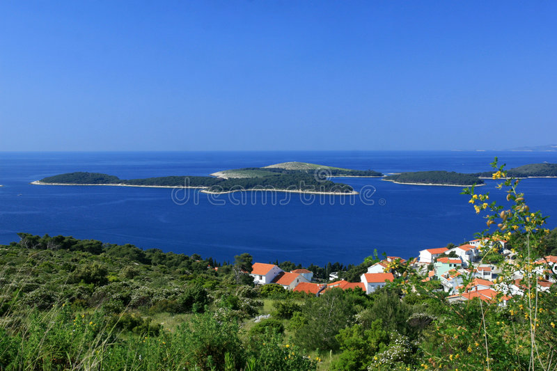 Islas Imagen de archivo
