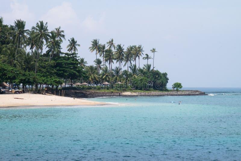Islas de Gili, Lombok Indonesia fotografía de archivo