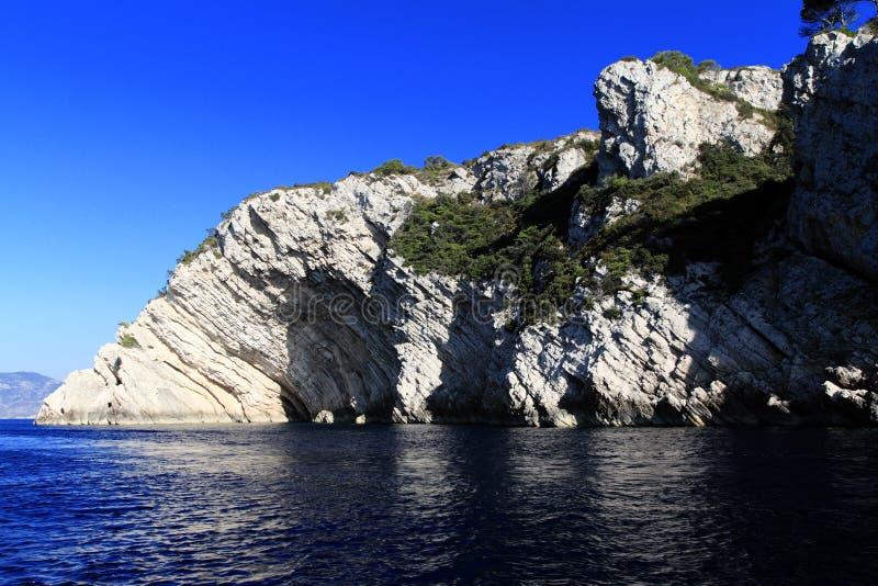 Islas de Kornati fotos de archivo libres de regalías