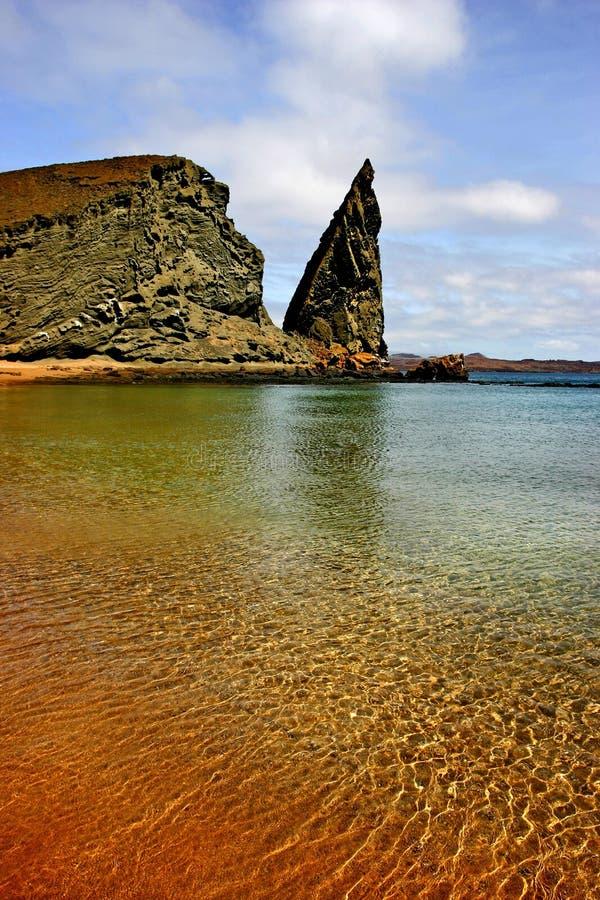 Islas de las Islas Gal3apagos foto de archivo libre de regalías