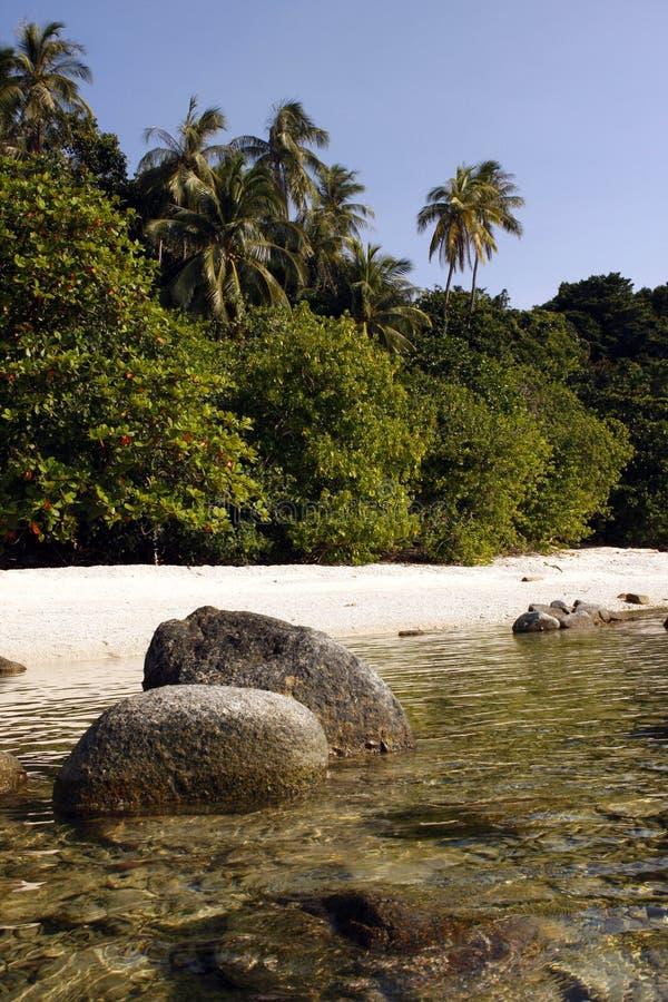 Islas de Perhentian - Malasia fotos de archivo