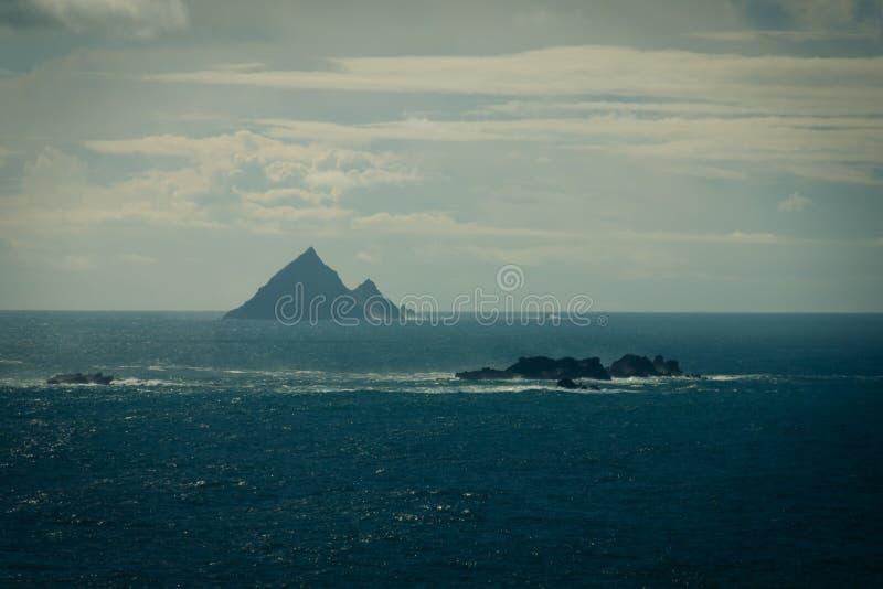 Islas de Skellig Condado Kerry irlanda imágenes de archivo libres de regalías