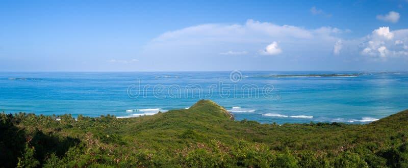 Islas Distantes De Puerto Rico Imagen de archivo