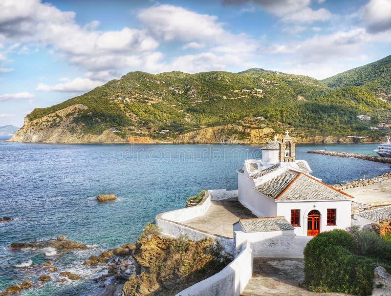 Islas griegas imágenes de archivo libres de regalías