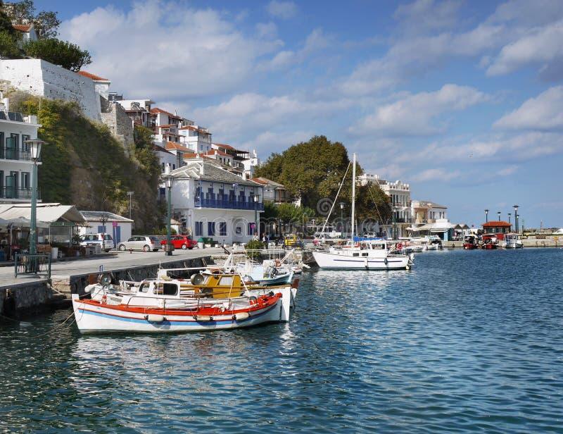 Islas griegas foto de archivo libre de regalías