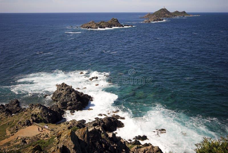 Islas Mediterráneas Imagen de archivo