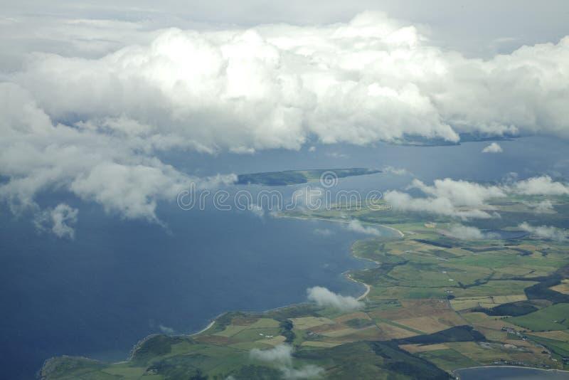 Islas occidentales escocesas fotografía de archivo libre de regalías