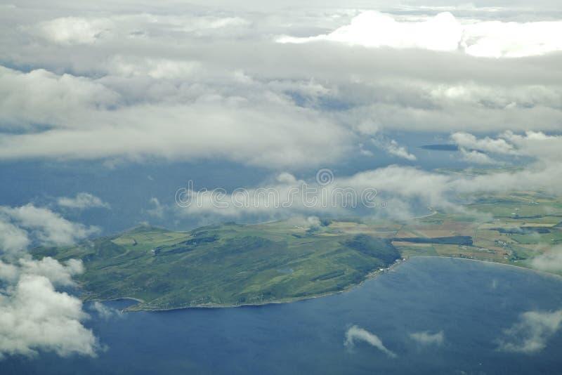 Islas occidentales escocesas imagenes de archivo
