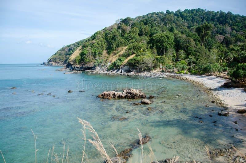 Islas Tailandia de Lanta fotografía de archivo libre de regalías