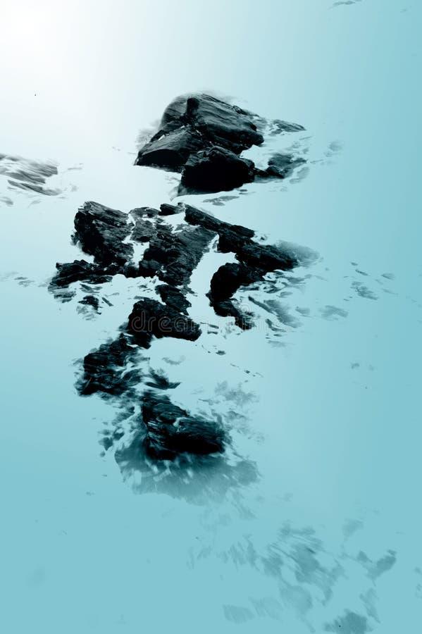 Islas a tiempo imagen de archivo