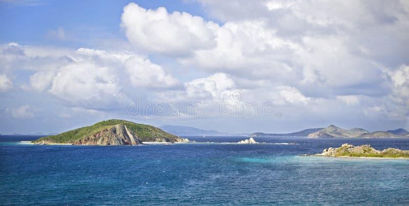 Islas tropicales imagen de archivo