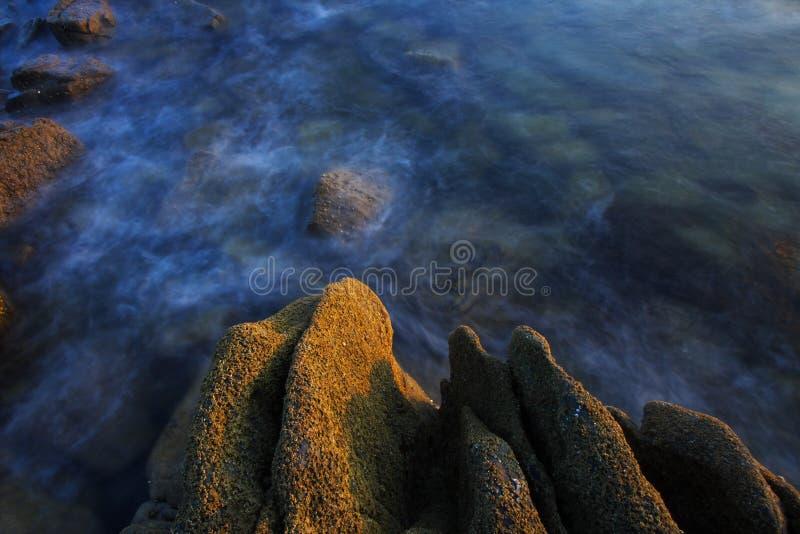 Isle av Skye shoreline arkivfoton