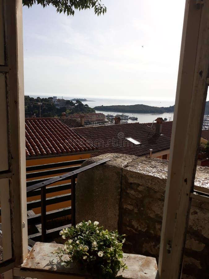 isle in croatia royalty free stock photos