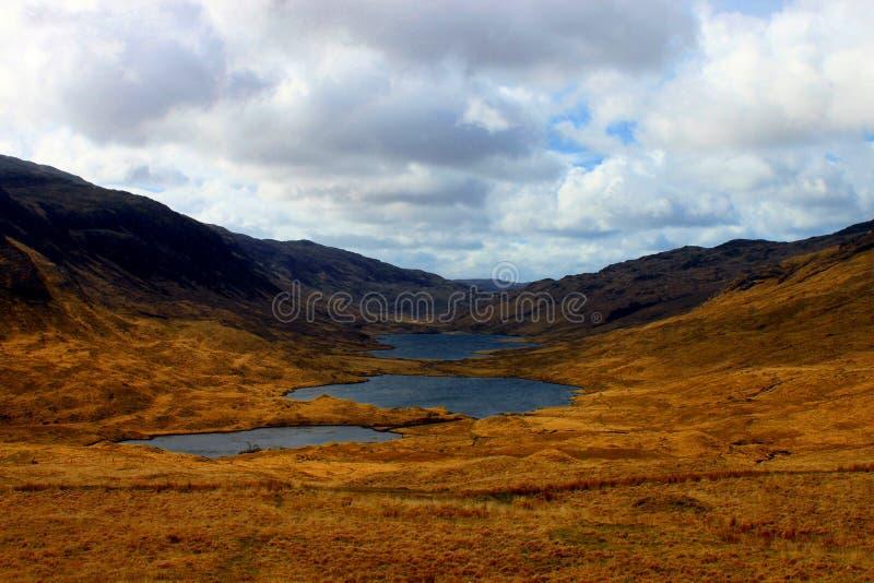 Isle of Mull landscape royalty free stock photography