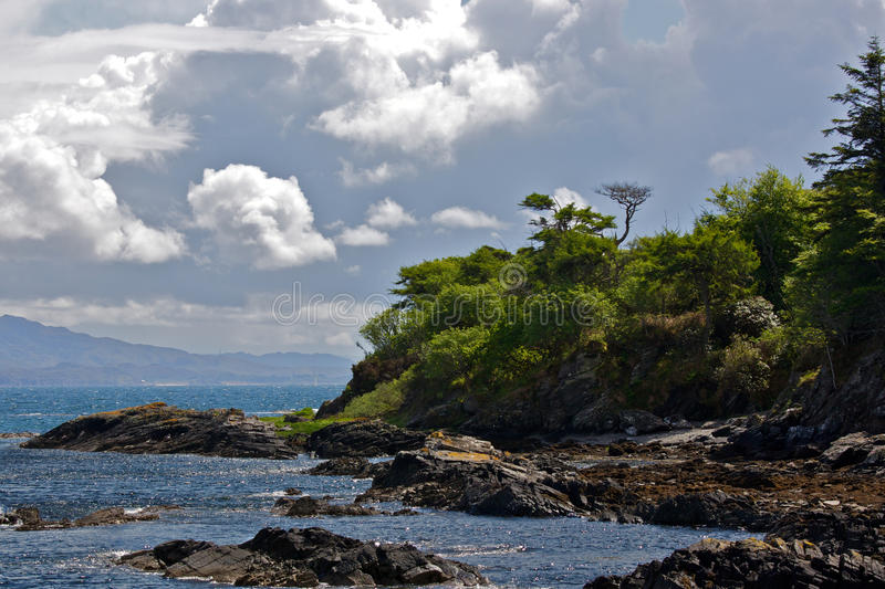 Download Isle of Skye stock photo. Image of clouds, nature, landscape - 19656890