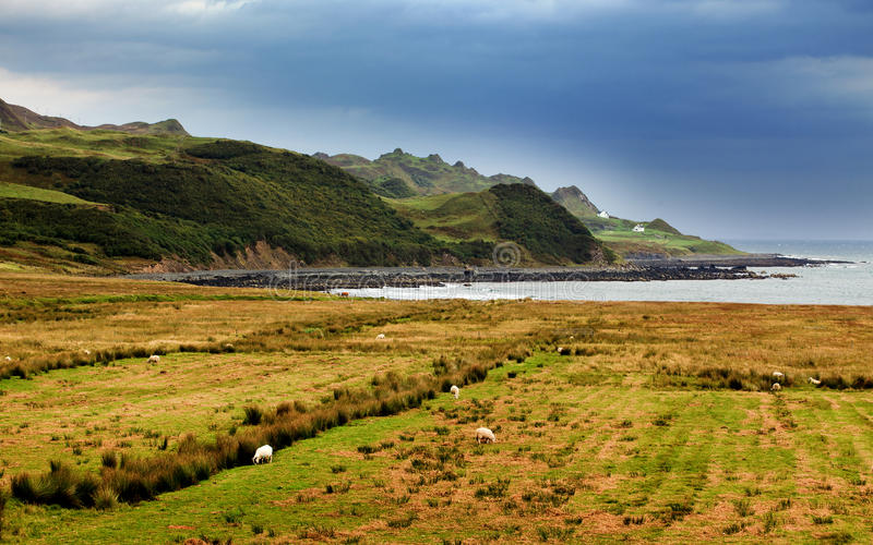 Download Isle of Skye stock photo. Image of rural, cliffs, skye - 22586010