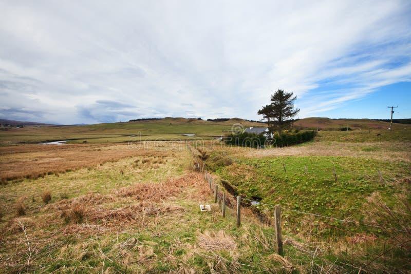 Isle of Skye - landscape stock images