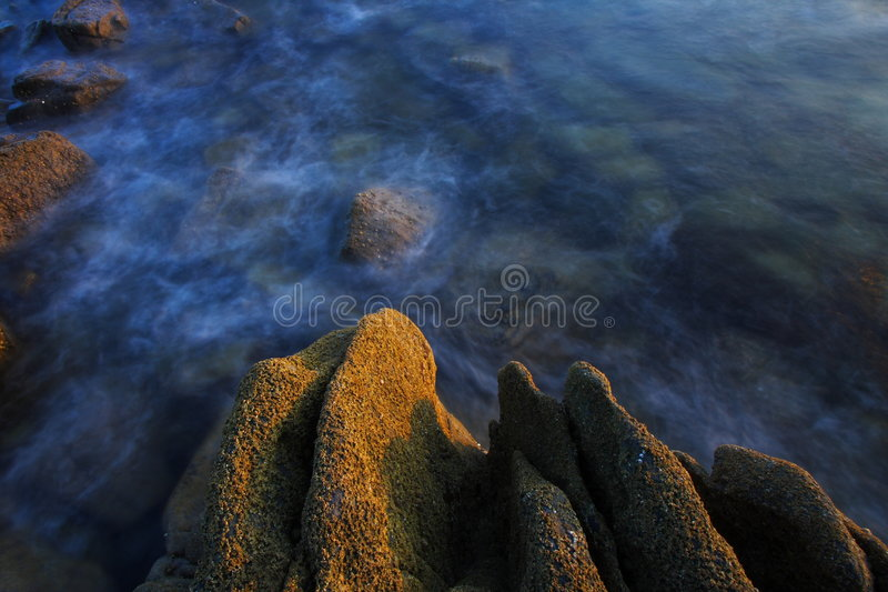Isle of Skye shoreline stock photos