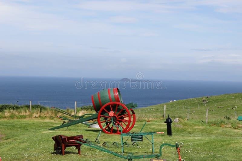 Isle of skye. Shot at Isle of Skye royalty free stock photos