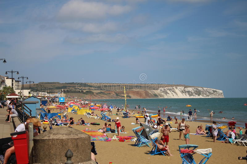 isle of wight royalty free stock photography