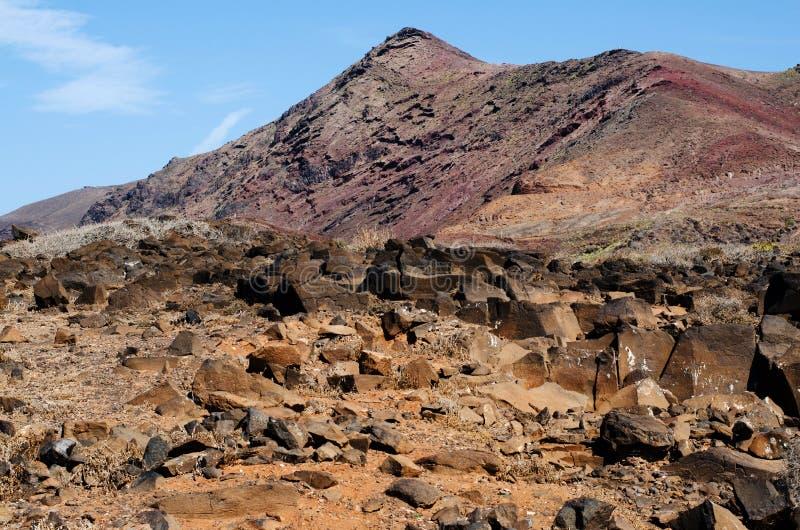 Isleta do La, Gran Canaria fotografia de stock