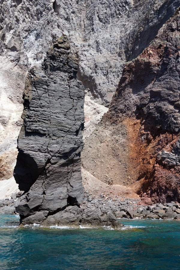 Download Islets And Faraglioni Of The Aeolian Islands Stock Image - Image: 25430783