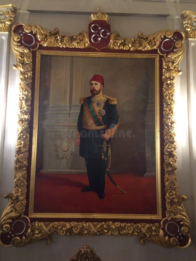 Ismail Pasha, portrait photo stock