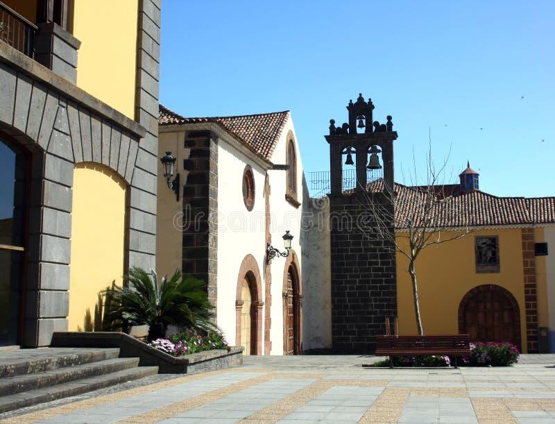 isnalds kanarowy los angeles Laguna Spain Tenerife zdjęcie stock