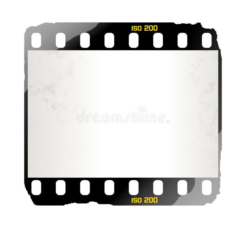 ISO 200 da película imagens de stock royalty free