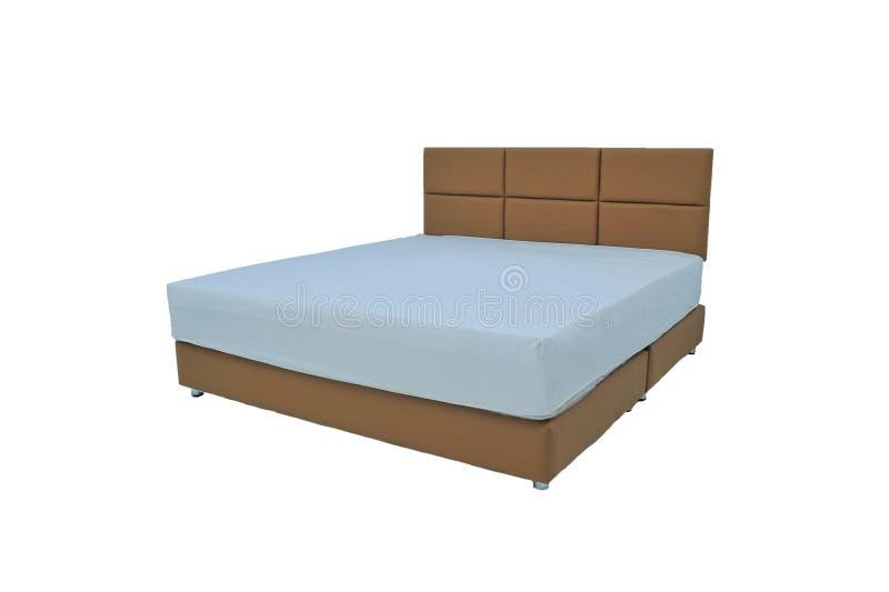 Isolée de la garde-robe en bois sur le fond blanc est le stockage intérieur la vie de conception de pièce d'objet de meubles mode photos libres de droits