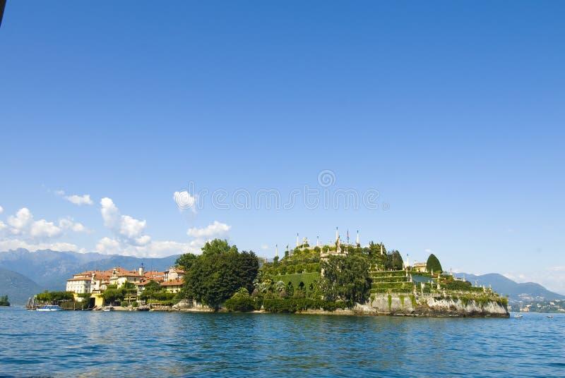 isola bella στοκ εικόνες