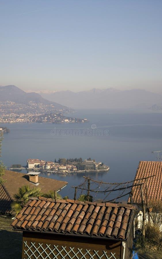 Isola bella stock photo image of castle lago morning for Alexander isola
