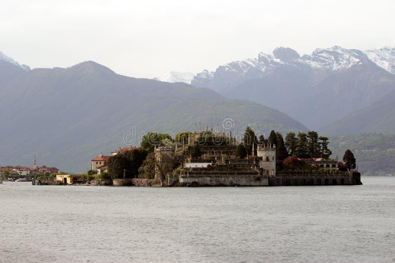 Isola Bella image libre de droits