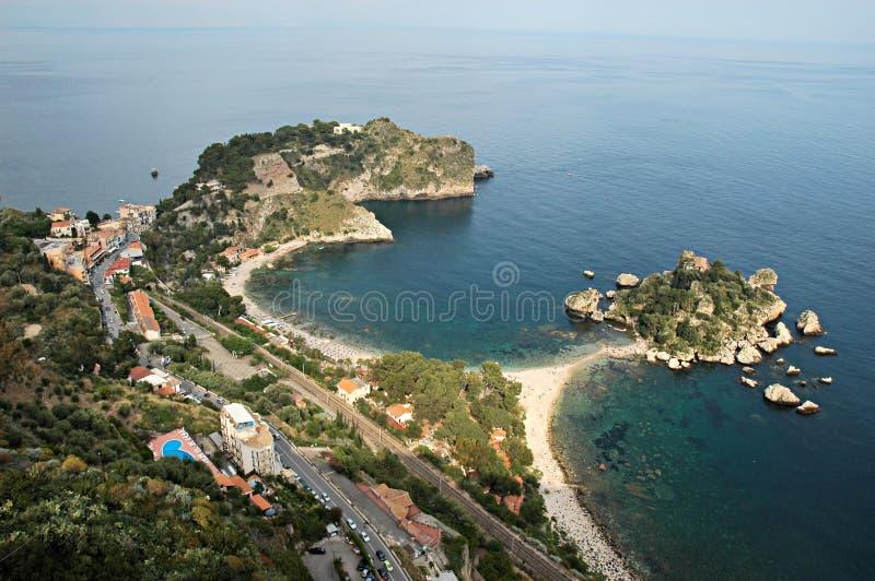 isola bella стоковая фотография