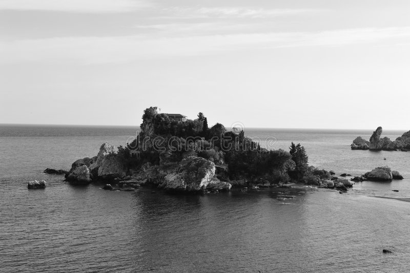 Isola Bella royalty free stock photography