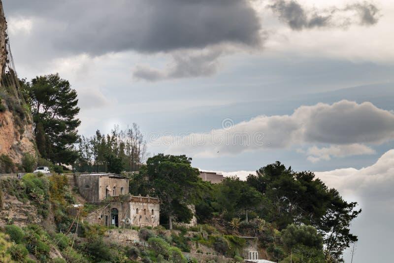 Isola Bella Taormina стоковые изображения rf