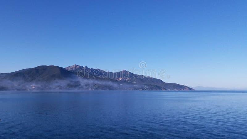 Isola  d Elba royalty free stock photography
