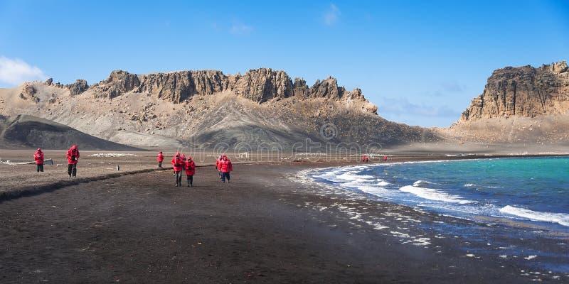 Isola d'esplorazione di inganno, Antartide fotografia stock libera da diritti